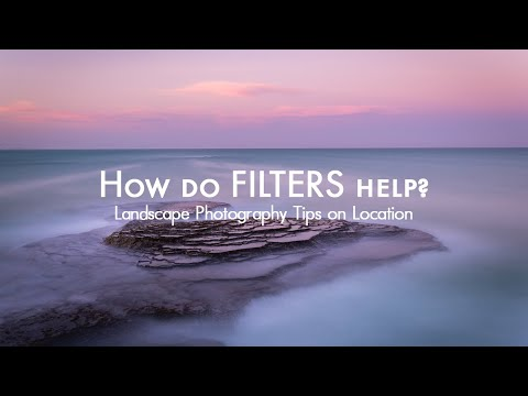 ND Filters | Tips on Location