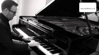 Download Beautifully emotional PIANO solo music MP3 song and Music Video