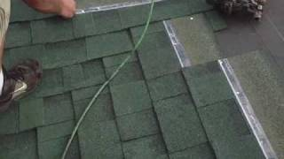 Weaving a shingle valley by Dunn Contracting 727-410-5717