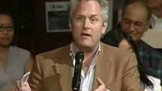Andrew Breitbart - Shouted Down at Harvard For Asking Tough Questions