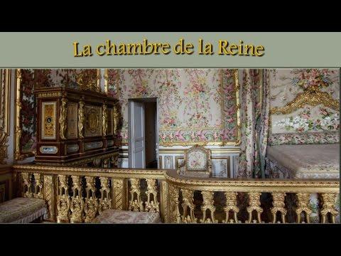 La chambre de la Reine Marie Antoinette  Versailles  YouTube
