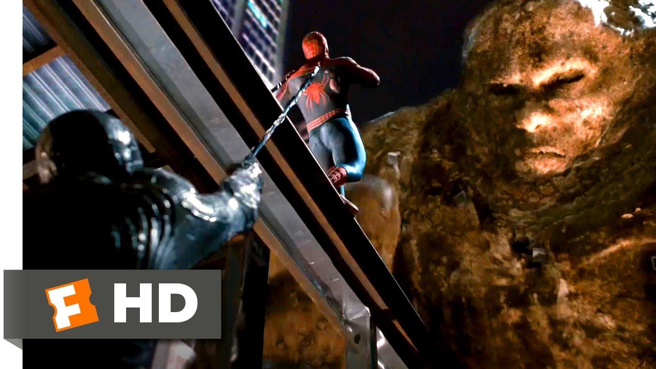 spider-man 3 (2007) - the end of spider-man? scene (8/10