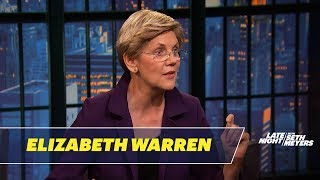 Sen. Elizabeth Warren on Protecting Consumers