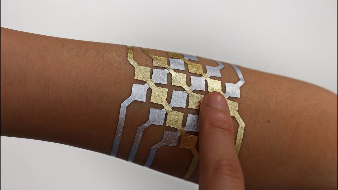75f6de4e4feaa MIT researchers develop temporary tattoos that can control smartphones