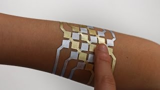 MIT researchers develop temporary tattoos that can control smartphones