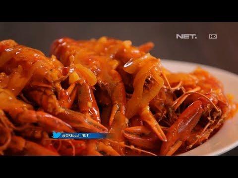 Serunya Makan Lobster Hasil Tangkapan Sendiri