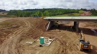 64 ByPass Update...7/4/17...Hwy 64 West Connector