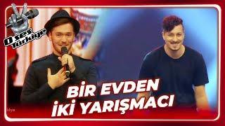 İki Ev Arkadaşı O Ses Türkiye'de! | O Ses Türkiye 2. Bölüm