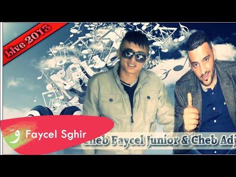 Chéb Adjél & Chéb Faycel Sghir ( البـابـور لـي جـابنـي ) Live 2013