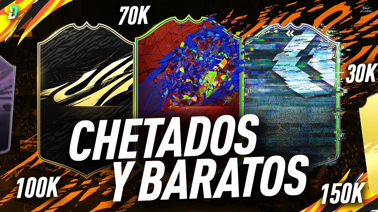 10 CARTAS CHETADAS Y BARATAS EN FIFA 21 I PARTE 2