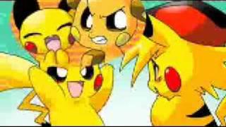 Pikachu Paffendorf Dance