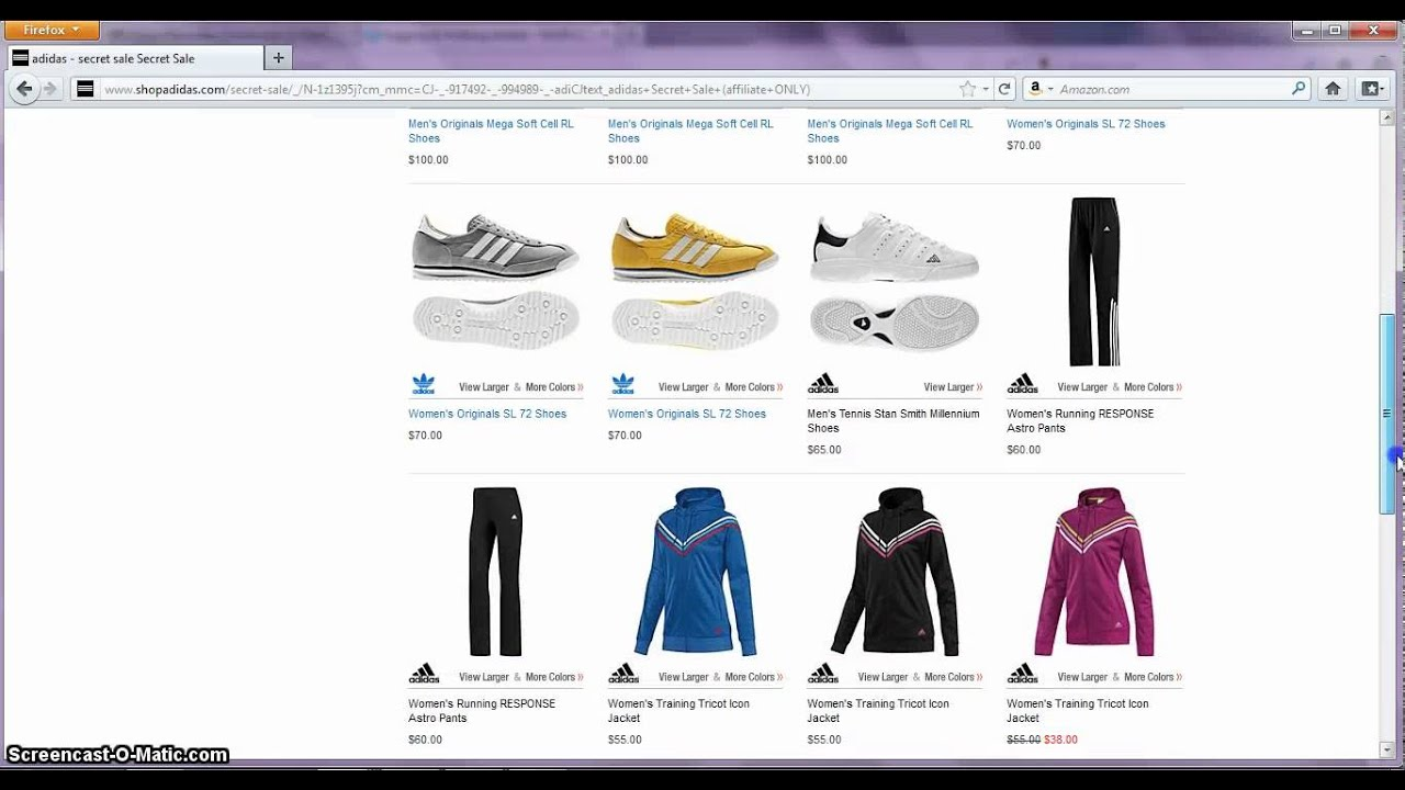 42f1081c How to Save Money Shopping Online for Adidas Shoes with Shop.com ...