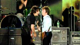 Paul McCartney - Sgt Pepper`s Lonely Hearts Club|The End - Good Evening New York
