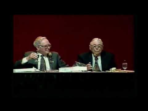 Warren Buffett & Charlie Munger: Short Selling