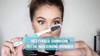 Gambar cover Activated Charcoal Powder - Bianco Smile