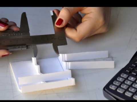 Realizzazione di modelli di architettura youtube for Modelli di case da costruire