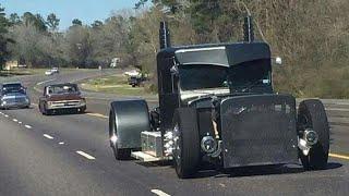 Rat Rod Semi Trucks | Rat Rod Haulers 2020