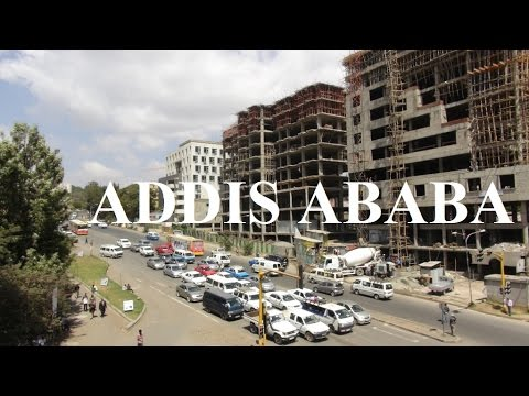 Ethiopian Capital City Addis Ababa Part 1/69