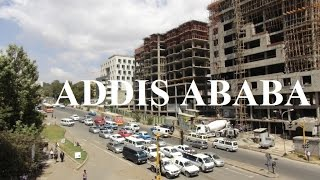 Ethiopian Capital City Addis Ababa Part 1/69