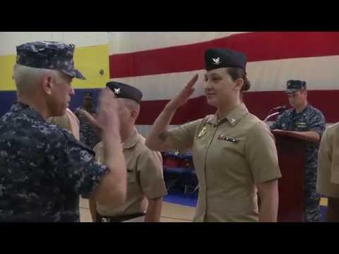 Navy's Newest Petty Officer