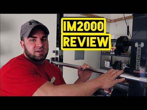 IRONMASTER SMITH MACHINE FULL REVIEW AND DEMONSTRATION