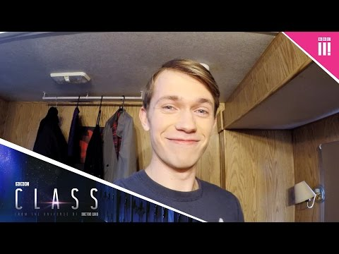 Greg's first ever fan mail - Class: Behind the scenes - BBC Three