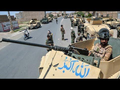 ...أفغانستان: طالبان تحاصر مدينة لشكركاه عاصمة هلمند وا  - نشر قبل 2 ساعة