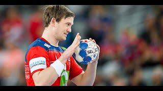 Sander Sagosen Handball Euro 2020 Norway Vs France