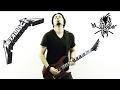 Metallica Sad But True Solo  Cover
