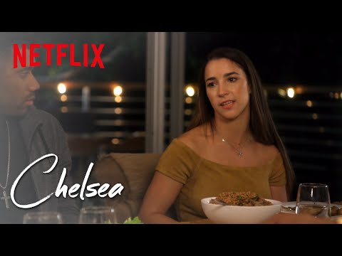 Aly Raisman on Being Second to Simone Biles | Chelsea | Netflix