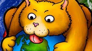 МАЛЕНЬКИЙ КОТИК Tasty Planet Forever #2 Голодный котенок зубастик съел большой город, зомби и мышей