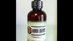 Megan Melts- My diet plan: Omni Drops by Omnitrition.