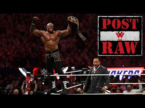 Post-Raw #122: April 12 Raw Review, night after WrestleMania 37