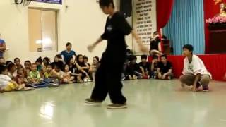 Bước nhảy xì tin   C walk   khu phố 6   YouTube 2