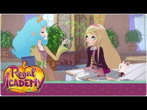 Regal Academy | Ep. 7 - A Neta da Princesa da Ervilha (Clip)