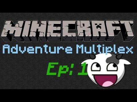Minecraft: Adventure Multiplex-#1