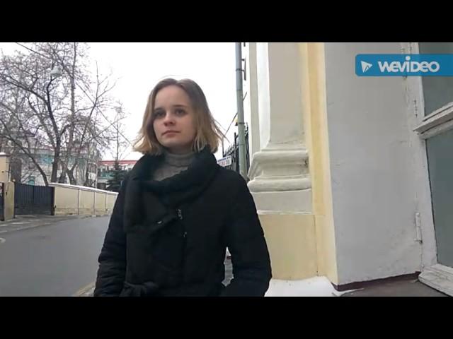 Изображение предпросмотра прочтения – ДарьяАвдеева читает произведение «Лиличка! (Вместо письма)» В.В.Маяковского
