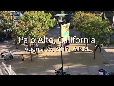Finlandia Flash Mob -- Palo Alto, California