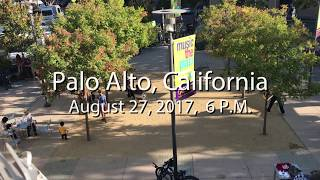 Finlandia Flash Mob -- Palo Alto, California
