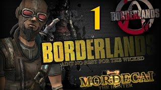 Borderlands Gameplay en español 1080p #1
