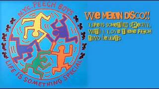 Peech Boys - Life Is Something Special
