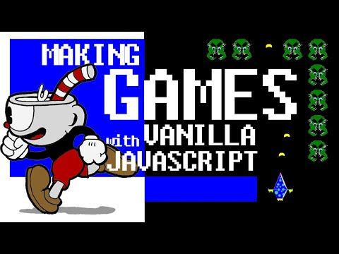 Vanilla JavaScript Gamedev - Sprite Animation | How To Make Games From Scratch With JS U0026 HTML Canvas