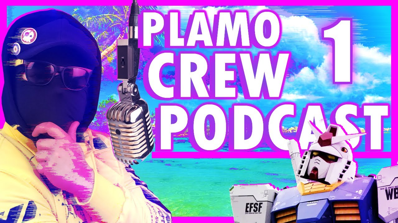 Q&A With YSG and Citrus | Plamo Crew Podcast EP1