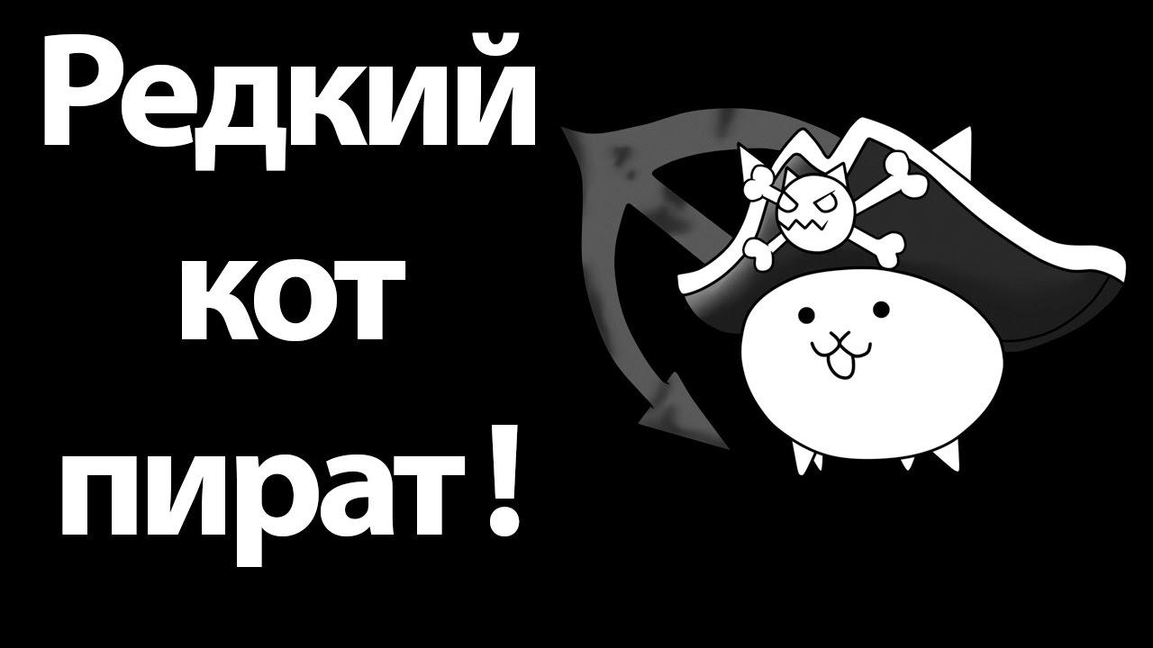 Пират и кот текст