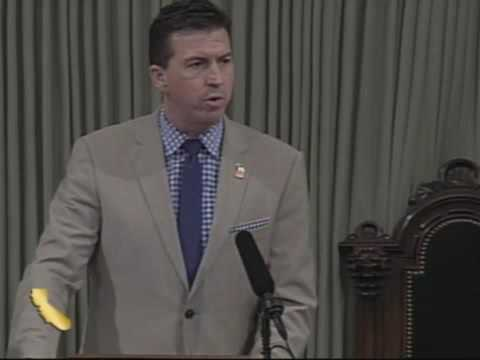 California Assembly - AB 2844 - Floor Vote