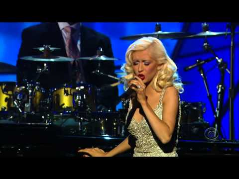 Christina Aguilera & Herbie Hancock,HD, A Song For You , Live Grammy 2006,HD 720p
