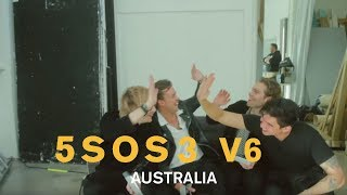 5SOS3 V6 // AUSTRALIA