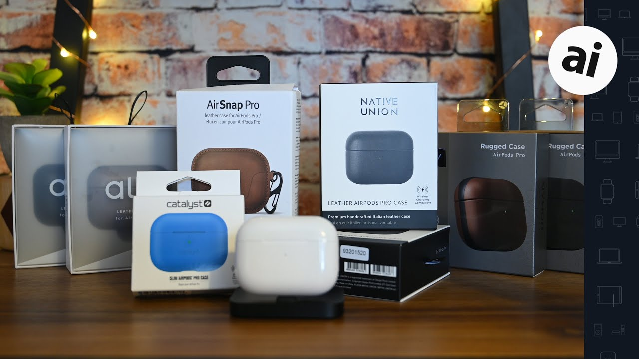 All the best cases and covers for the AirPods Pro