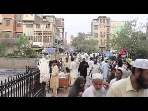 Traveling around Pakistan