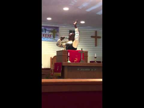 Peach Grove Baptist Church in Louisa VA